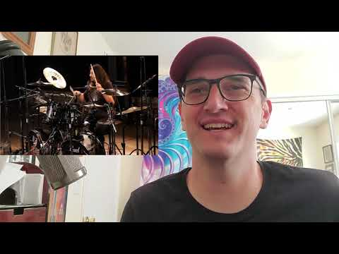 Jazz drummer reacts: Death-The Philosopher (Gene Hoglan)
