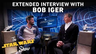 Bob Iger Extended Interview | The Star Wars Show