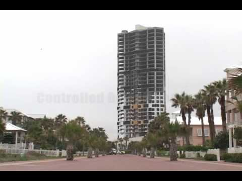 Ocean Tower - Controlled Demolition, Inc.