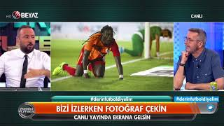 (T) Derin Futbol 21 Ağustos 2017 Tek Parça