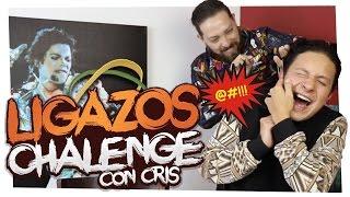 Ligazos Challenge // Villanos de caricaturas con Cris // Wereverwero