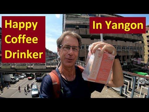 NEED My Morning Coffee - Kettle Shopping in Yangon