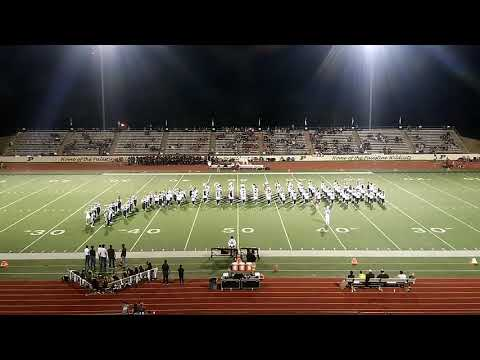 Rusk High School Band 9/14/2018