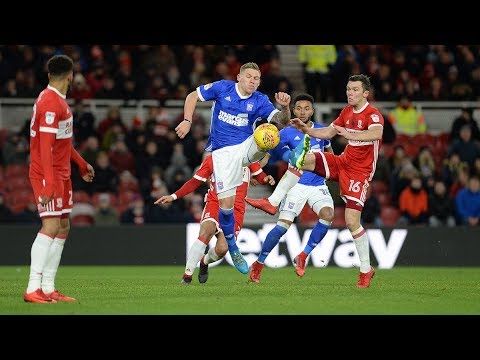 HIGHLIGHTS 🎥 | Boro 2 Ipswich Town 0