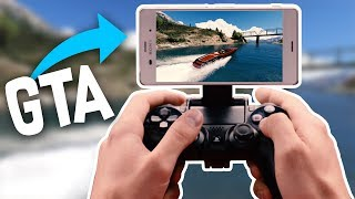 GTA 5 PC sur ANDROID !!! NO FAKE !!! Grâce au Stream Nvidia Geforce Experience | TUTO