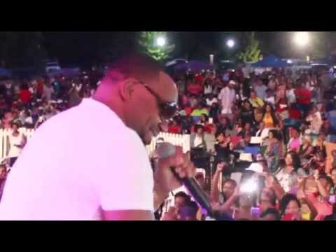 "Avant Performs ""Separated"". Filmed by Ge.Holla."