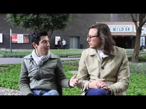 #InvitadosCineteca Entrevista a Fernando Montes de Oca y Juan Sarquís, Los paisajes