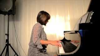 Maroon 5 - MOVES LIKE JAGGER - Piano Cover by Jane Lee