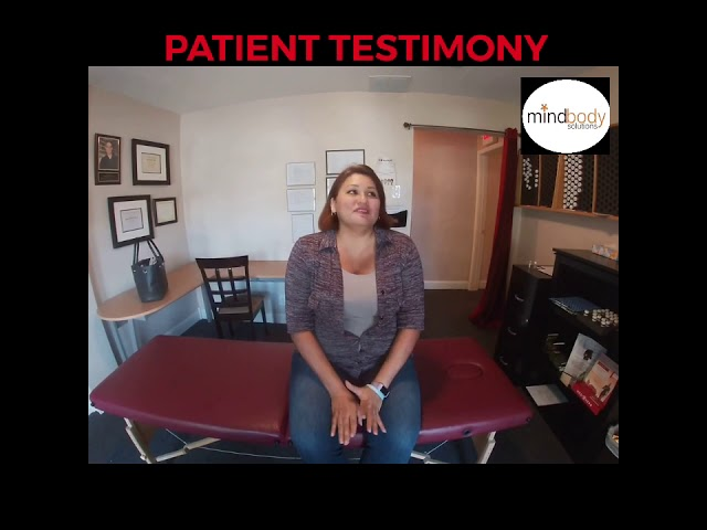 Severe PMS problems! Patient testimony.