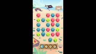 WindPi Gems Puzzle (by Athena Studio) - puzzle game for android - gameplay.
