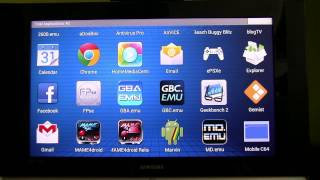 Point of View HDMI Smart TV Android PC on a stick - Gameplay & Emulation / Gaming on Android