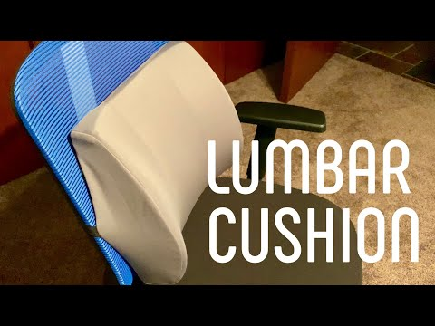 DMI Relax-A-Bac Lower Back Support Lumbar Cushion by Duro-Med Review