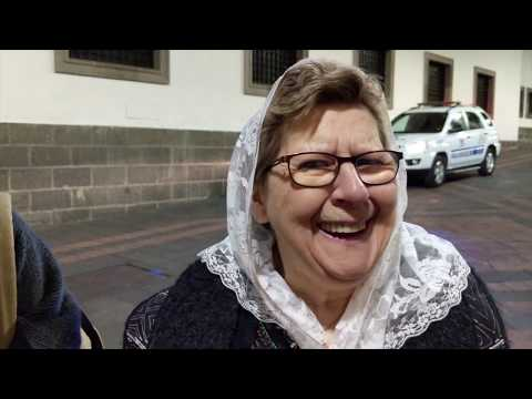 Quito Pilgrimage to Our Lady of Buen Suceso 2019 videos 1-3