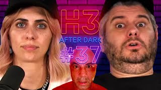 Joe Rogan Trashed Hila On His Podcast - H3 After Dark # 37