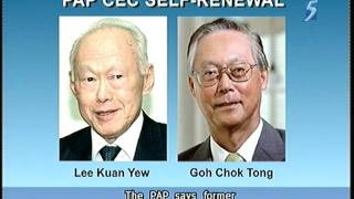 6 PAP CEC members step down - 05Oct2011
