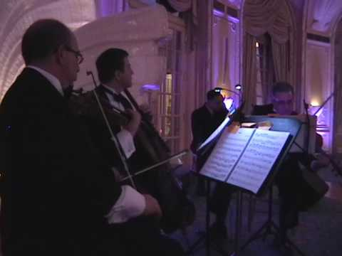 Shilakowsky String Trio performs Pachelbel Canon