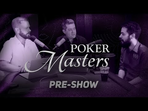 2017 Poker Masters Pre-Show