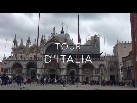 Money is not a problem. Tour d'Italia