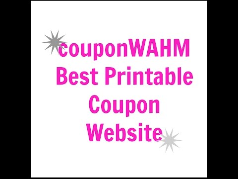 Free Printable Coupon Database