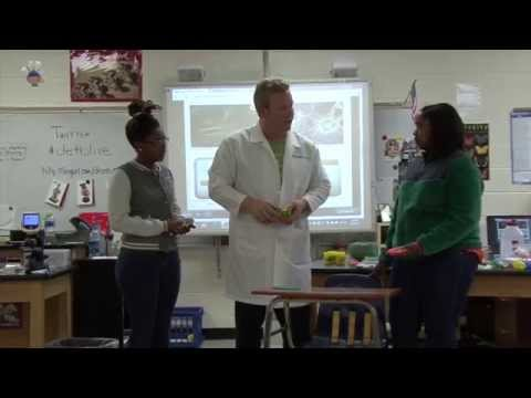 Berea Middle School and Discovery Education