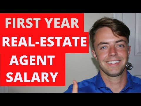 First Year Real-Estate Agent Salary (How Much Can You Make First Year?)