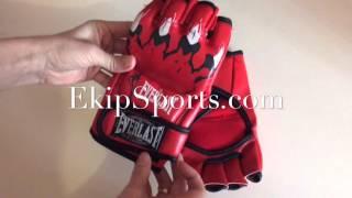 Перчатки для смешанных единоборств MMA Everlast видео(, 2016-01-27T14:01:38.000Z)