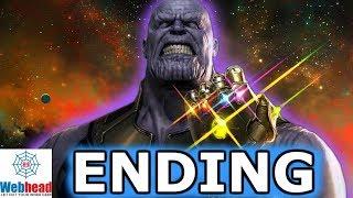 Avengers Infinity War Ending Revealed? MAJOR SPOILERS!!! | Webhead