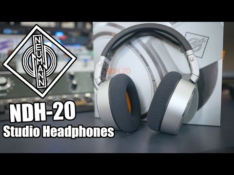 Neumann NDH-20 Studio Headphones