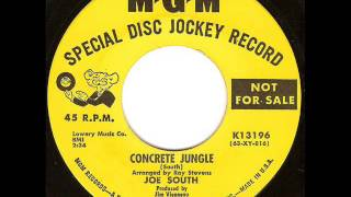 Watch Joe South Concrete Jungle video