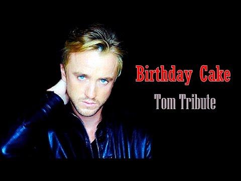 TOM FELTON ↔ BIRTHDAY CAKE