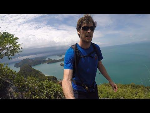 Adventuring through Islands in the Gulf of Thailand
