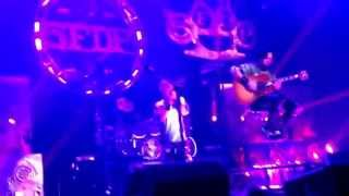 Five Finger Death Punch Remember Everything LIVE Fort Wayne, Indiana 10/7/2014
