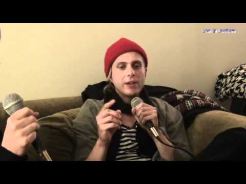 Interview with AWOLNATION