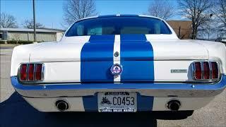 1965 Mustang Shelby GT350 Replica
