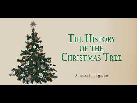 AF-209: The History of the Christmas Tree