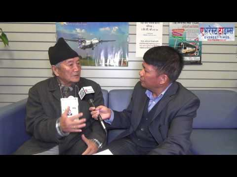 An Interview with the oldest Mount Everest Climber Mr Min Bahadur Sherchan