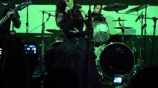 Sirenia - The End of It All (Live at Blackmore Rock Bar/São Paulo)