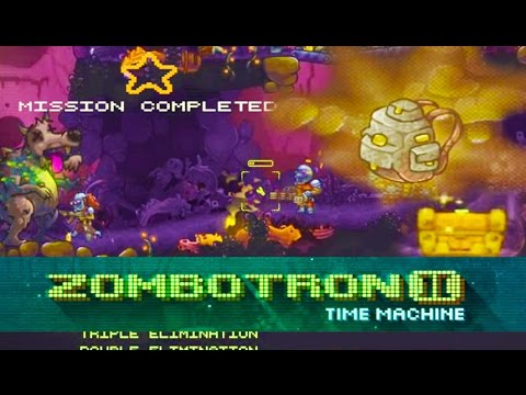 Zombotron 3 stage 9 (Time Machine)