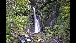 裏見の滝(日光)