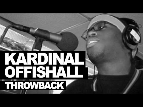 Kardinal Offishall freestyle live in New York 2003 - never seen before