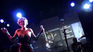 ROMANES + DIXIE RAMONE - now i wanna be a good boy - Circolo Degli Artisti - 11-07-2013