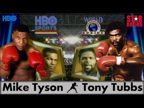 Mike Tyson vs. Tony Tubbs (Full Show) Fight in Tokyo, Japan. March 21, 1988.