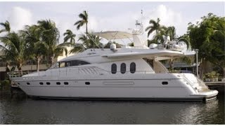 LADY KARIMAN 72' Viking Cruiser Available for Sale