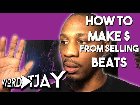 How to Sell Beats Online and How to Get Royalties from Beats