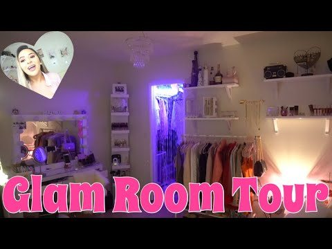 glam-room-tour-💄👸🏼