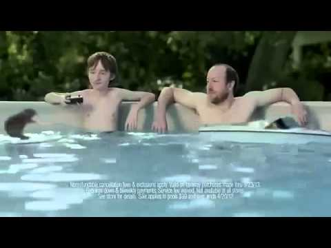 Synchronized Swimming Funny Kmart Layaway Commercial, Song by ...