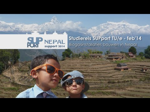 SUPport support Nepal 2014