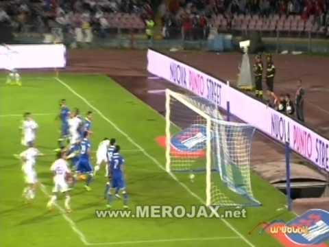 Italy VS Armenia 15.10.2013 1:2