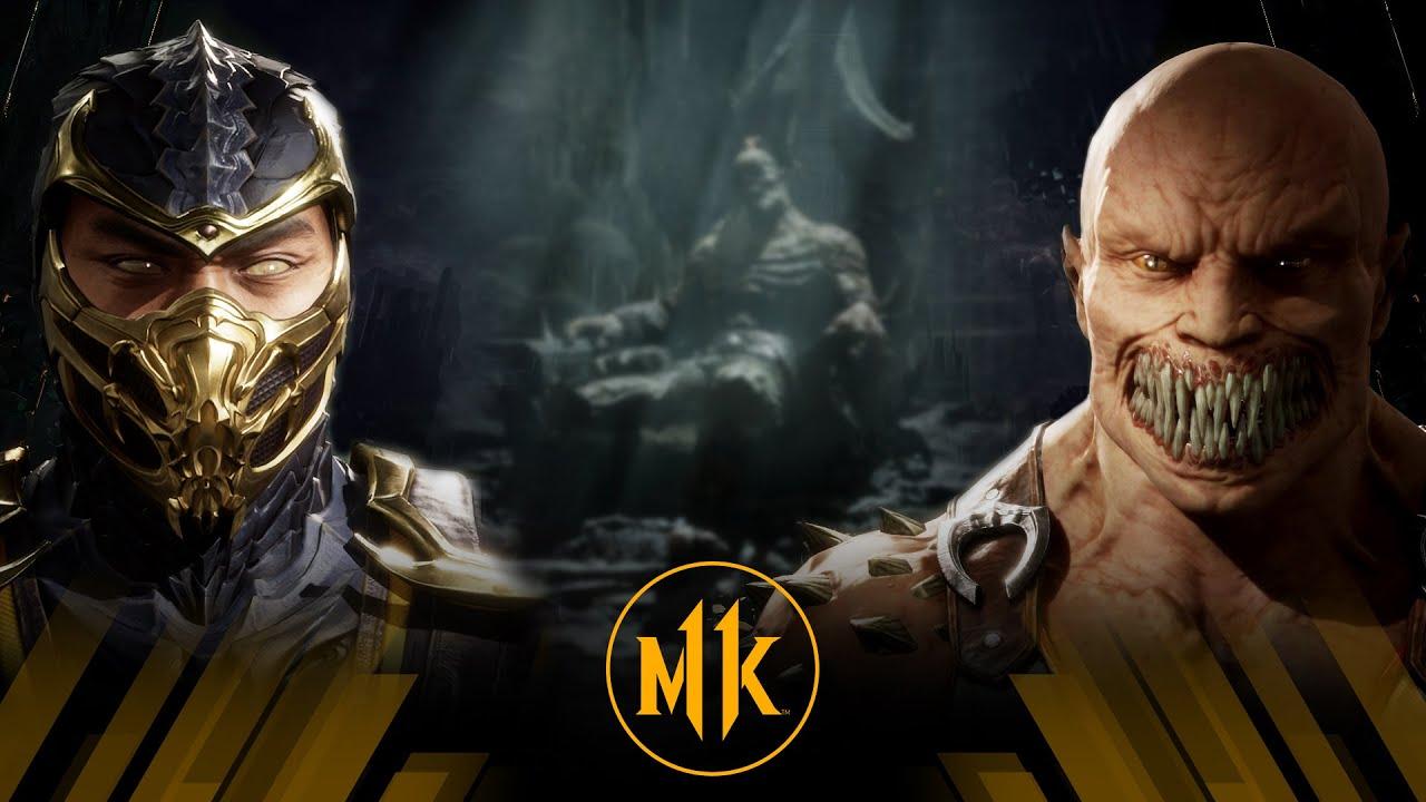Download Mortal Kombat 11 - Scorpion Vs Baraka (Very Hard)