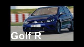 2017 Volkswagen Golf R - Test Drive